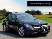 Mercedes-Benz C Class C200 SE EXECUTIVE (black) 2016-04-11