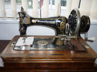 Frister & Rossman Vintage Sewing Machine - Very collectable
