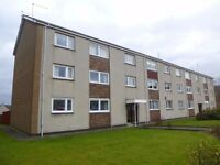 IMMEDIATE ENTRY - 3 BED FLAT - MELROSE COURT, RUTHERGLEN