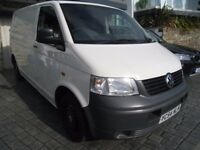 VW Transporter T26 SWB . Lovely Van for its year. Low miles . Ideal for conversion.