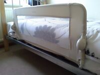 Tomy bed safety bed guard