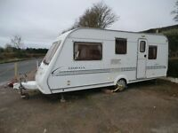 Compass Omega 5 berth 2001 with awning REDUCED Spring SALE