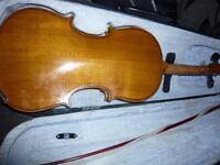 stentor violin with case £50