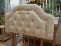 3FT SINGLE BED PADDED HEADBOARD