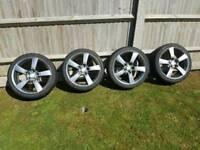 Mazda RX-8 wheels