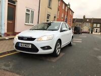 Excellent Condition Ford Focus Sport 1.6 Petrol with Nav! Only 1 owner!!