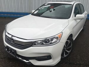 2016 Honda Accord EX-L *LEATHER-SUNROOF*