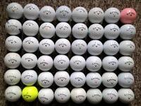 48 Callaway golf balls all in very good condition