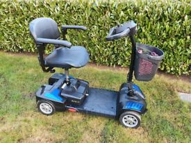 Drive Scout Mobility Scooter, Hardly Used