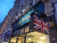 Shop Manager/Buyer - New British Gift Shop - Muswell Hill, London - Full Time