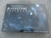 Warhammer 40K: Blackstone Fortress - Dark Quests in the 41st Millennium BNIB.