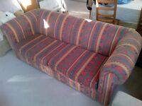 Comfy 3-Seater Sofa