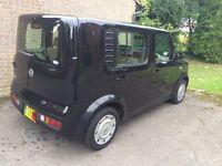 Nissan Cube 1.4 2004 £1695