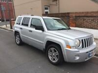 Jeep Patriot 2008 2.0 CRD New Mot
