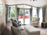 2 BEDROOM STATIC CARAVAN FOR SALE, LUXURY LIFESTYLE, LONG OWNERS SEASON, OWNERS ONLY