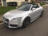 AUDI TT ROADSTER SPECIAL EDITIONS - 2.0T FSI Black Edition 2dr 2013
