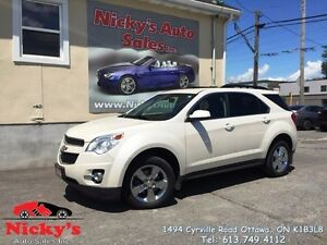 2012 Chevrolet Equinox LT - ALLOY WHEELS - BACKUP CAM - BLUETOOT
