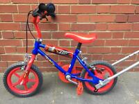 Used learning bike for sale (detachable handle included)