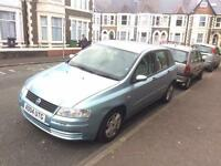 Fiat Stilo- low mileage