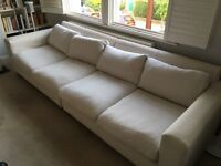 2 Habitat Sofas for sale