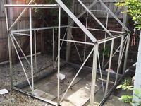 greenhouse 7ft6in x 6ft