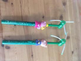 Benny and Holly toys