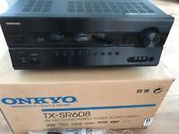 Onkyo sr-608 av receiver