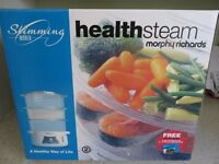 Morphy Richards Slimming World 3 Tier Health Steamer