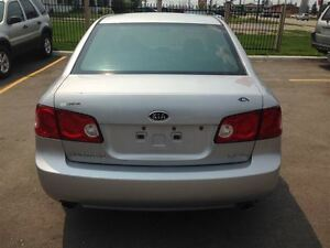 2007 Kia Magentis LX-V6 w/Luxury Pkg London Ontario image 5