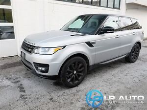 2014 Land Rover Range Rover Sport HSE Local, No Accidents!!
