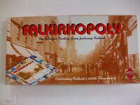 Falkirkopoly ( Falkirk Monopoly Board Game )