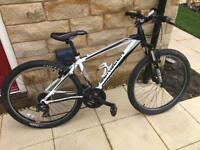 Saracen boys / teenager mountain bike
