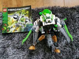 LEGO HERO FACTORY JET ROCKA FIGURE 44014