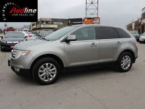 2008 Ford Edge Limited AWD With Navi-Pano Roof-SYNC