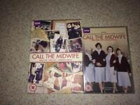 Call the midwife compleat season 1-3 with Christmas specials