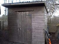 garden hut free to good home