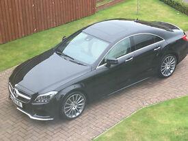 Mercedes CLS 220d AMG Line Premium Plus