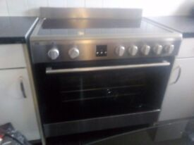 Large electric cooker