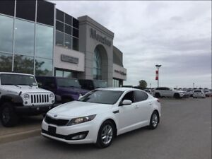 2013 Kia Optima LX, Bluetooth, Sirius, Tint, Clean Carproof