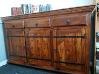 Solid Wood Sideboard for sale