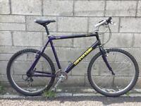 Cannondale M400 ultralight retro mountain bike