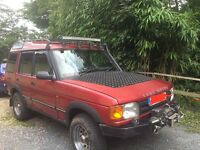 Landrover Discovery 1 1997 2.5 300 TDi