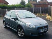 2007 Fiat Punto 1.4 Active Sport*Low Mileage*12 Months MOT*5 Door*Service History*Cheap Insurance*