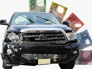 $$$CASH MONEY FOR SCRAP CARS & USED CARS CALL 416-688-9875