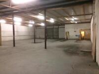 Storage/ business unit to let 6000 sq/ft