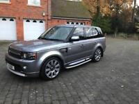 2012 Range Rover sport hse autobiography kit