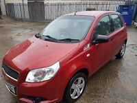 2010 CHEVROLET AVEO 1.2 TAX AND TESTED DRIVE AWAY