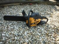 McCulloch 842 - 2 Stroke Petrol Chainsaw