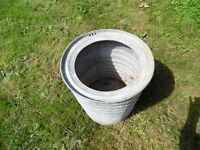vintage wash tub /planter