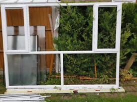 Double Glazing Window Frame